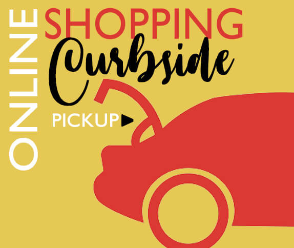Online Shopping - Curbside PickUp